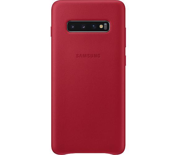 Samsung Galaxy S10 plus EF-VG975LREGWW červený + DOPRAVA ZDARMA