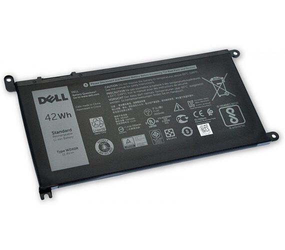Dell baterie 3-článková 42Wh LI-ON pro Vostro 5468/ 5568/ Inspiron 5567/ 5568/ 5765/ 5767/ 5368/ 5378/ 7368/ 7378/ 7569 (451-BBVN)