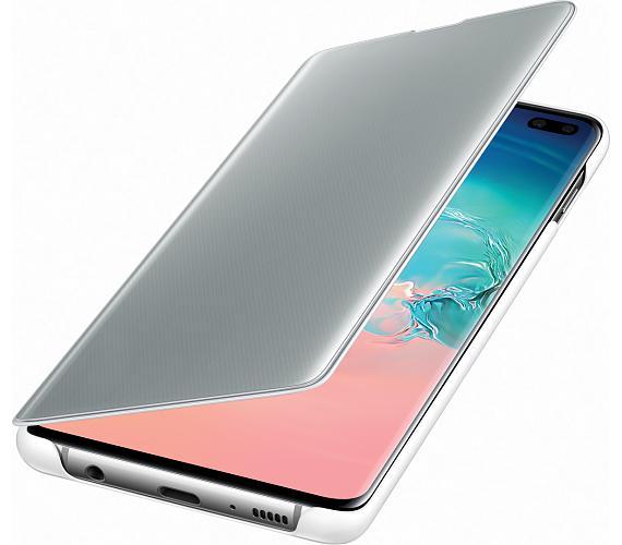 Samsung Galaxy S10 plus EF-ZG975CWEGWW bílé + DOPRAVA ZDARMA