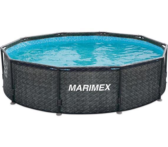 Marimex bazén Florida 3,05x0,91 m RATAN bez příslušenství (10340235) + DOPRAVA ZDARMA