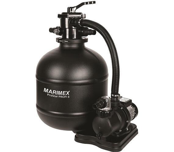 Marimex filtrace písková ProStar Profi 8 m3/h (10600024) + DOPRAVA ZDARMA