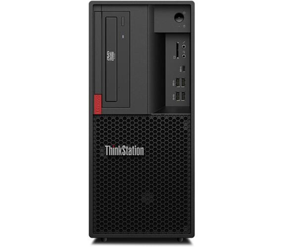 Lenovo ThinkStation P330 i7-8700K/16GB/512GB SSD/HD Graphics 630/DVD-RW/Tower/Win10PRO + monitor T2224d ZDARMA (30C5003DMC)
