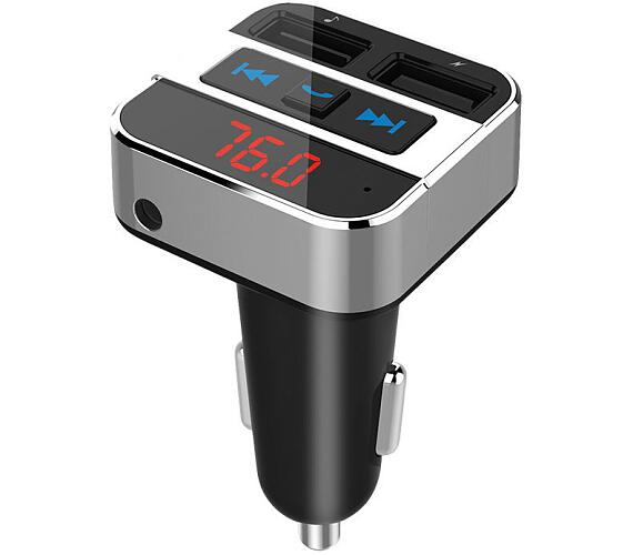 Solight FM transmitter s bluetooth připojením do auta