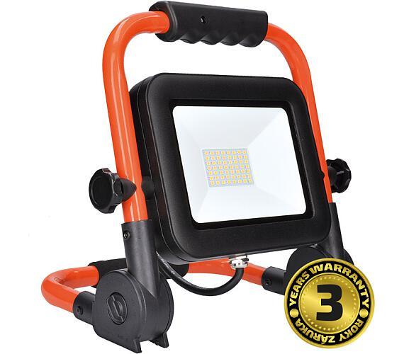Solight LED reflektor PRO se sklopným stojanem + DOPRAVA ZDARMA