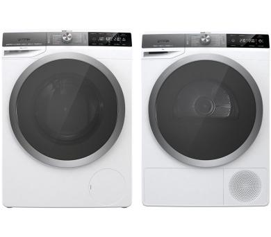 SET Pračka Gorenje WS168LNST + Sušička prádla Gorenje D2S92ILS SUPERIOR