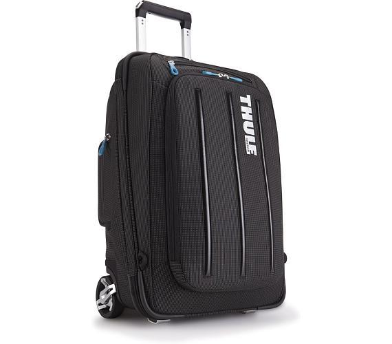 Thule Crossover 38L pojízdný kufr na ramena TCRU115 - černý + DOPRAVA ZDARMA