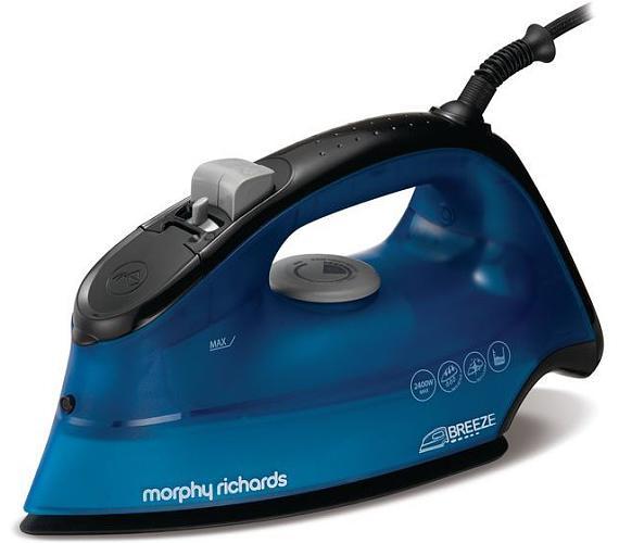Morphy Richards žehlička Breeze Ceramic Blue