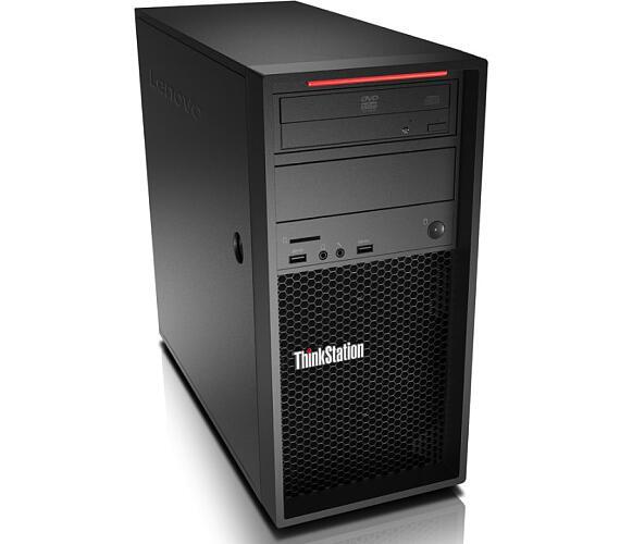 Lenovo ThinkStation P520c W-2125/16GB/256GB SSD+1TB HDD/P2000 5GB/DVD-RW/Tower 500W/Win10PRO + monitor X24-20 ZDARMA (30BX004KMC)