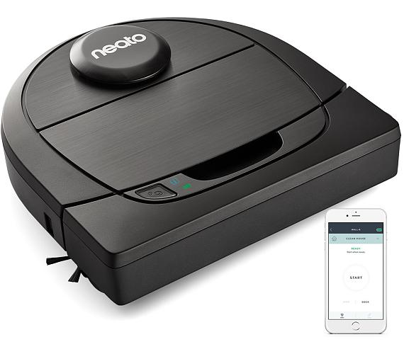 Neato Botvac D6 Connected robotický vysavač