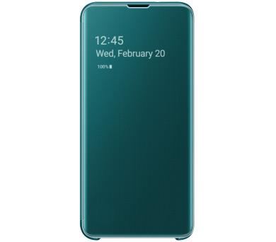 Samsung Clear View Cover S10e Green (EF-ZG970CGEGWW) + DOPRAVA ZDARMA