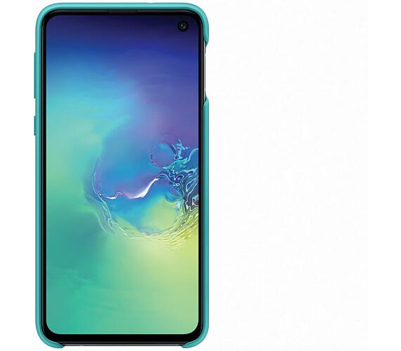 Samsung Silicone Cover S10e Green (EF-PG970TGEGWW) + DOPRAVA ZDARMA