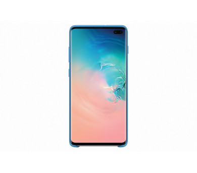 Samsung Silicone Cover S10+ Blue (EF-PG975TLEGWW) + DOPRAVA ZDARMA