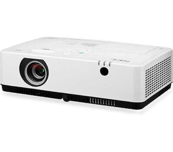 NEC Projektor ME372W LCD,3700lm,WXGA,Lampy (60004597)