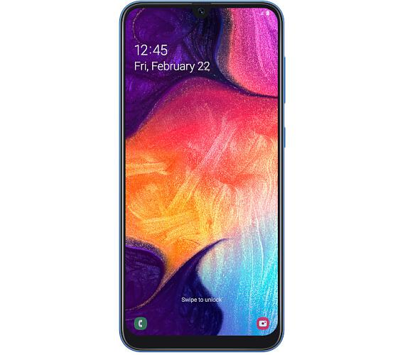 Samsung Galaxy A50 SM-A505 Blue DualSIM (SM-A505FZBSXEZ)