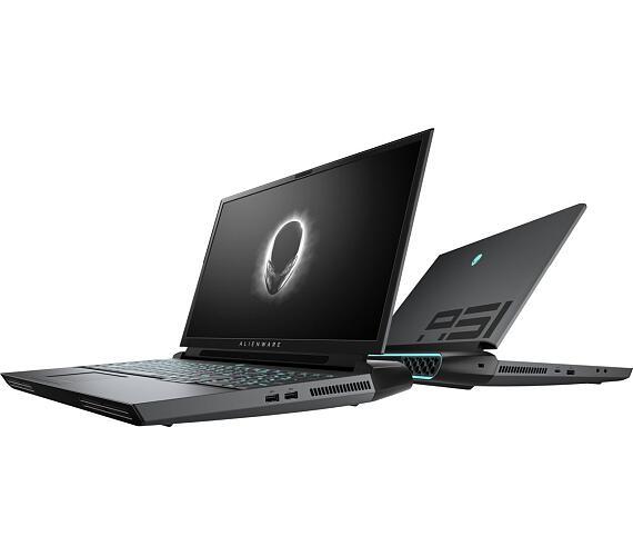 Dell Alienware 17 Area-51m/i9-9900K/32GB/512GB SSD+1TB SSHD/RTX 2080 8GB/FHD 144Hz/Win 10 (N-AW51-N2-912K) + DOPRAVA ZDARMA