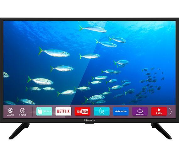 """Kruger&Matz Televizor KM0232 S 32"""" HD smart serie """"A"""" + DVB-T2 OVĚŘENO"""