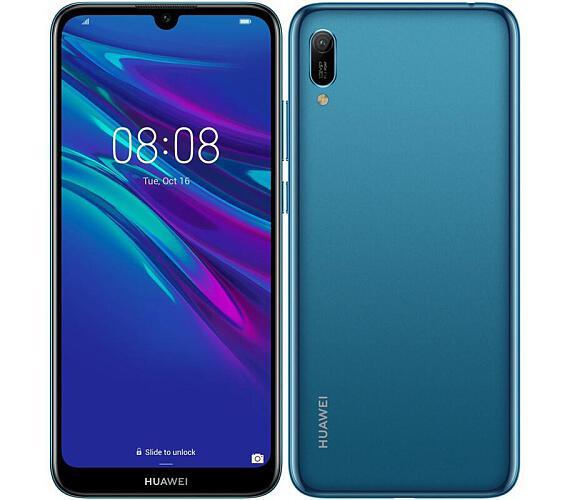 Huawei Y6 2019 DS Sapphire Blue (SP-Y619DSLOM)