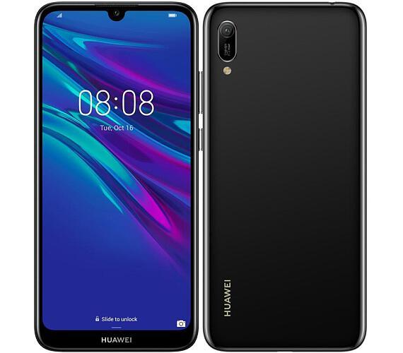 Huawei Y6 2019 DS Midnight Black (SP-Y619DSBOM)