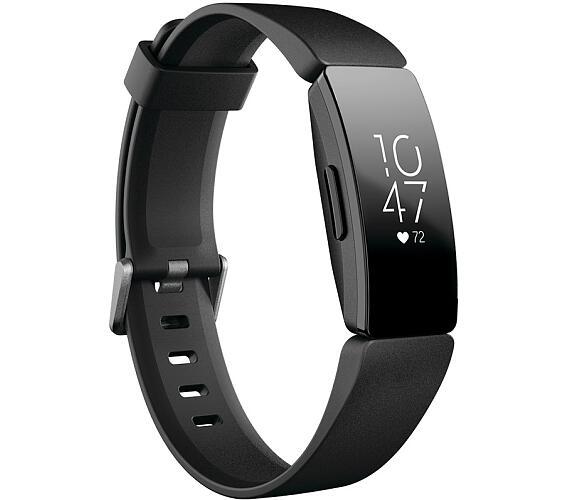 Fitbit Inspire HR - Black (FB413BKBK)