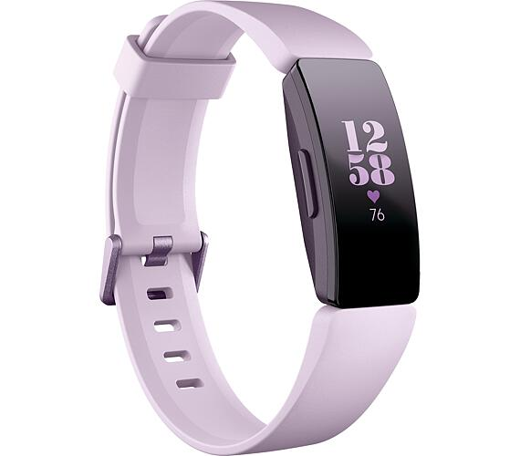 Fitbit Inspire HR - Lilac (FB413LVLV)