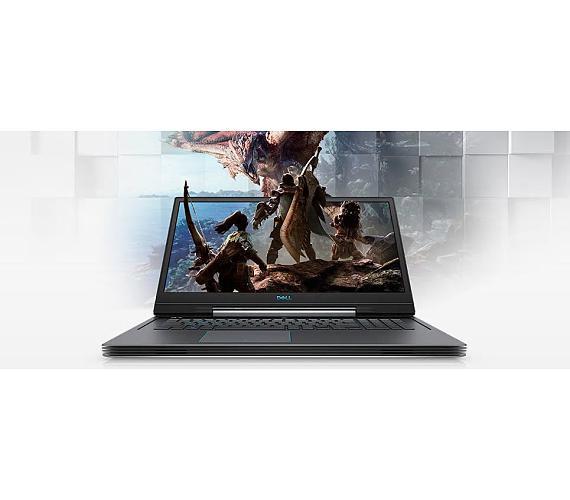 "DELL G7 17(7790)/i7-8750H/16GB/256GB SSD/17,3""/FHD 144Hz/8GB Nvidia RTX2070/Win10 64bit/černý (N-7790-N2-713K)"