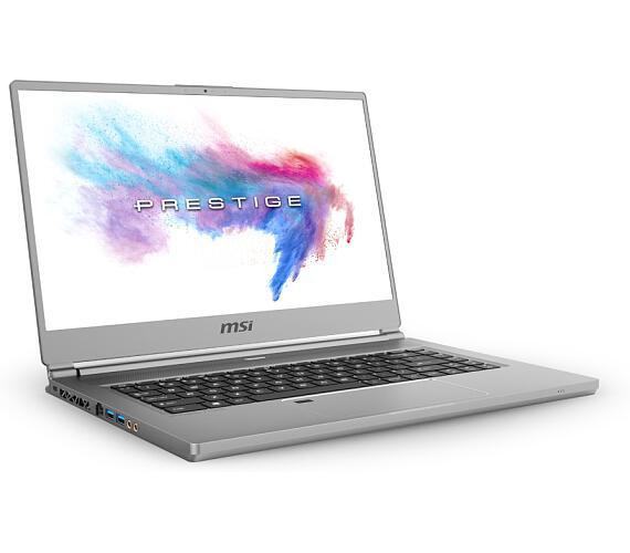 MSI P65 Creator 8SF-238CZ/i7-8750H Coffeelake/16GB/512GB SSD/RTX 2070 MAX Q