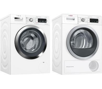 Bosch WAW326H0EU iDOS + Sušička prádla Bosch WTW85550BY + DOPRAVA ZDARMA