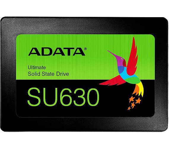 "ADATA SSD SU630 240GB 2,5"" 520/450MB/s (ASU630SS-240GQ-R)"