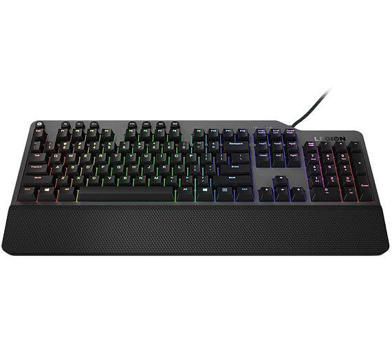 Lenovo Legion K500 RGB Mechanical Gaming Keyboard ( Czech / Slovak ) (GY40T26480) + DOPRAVA ZDARMA