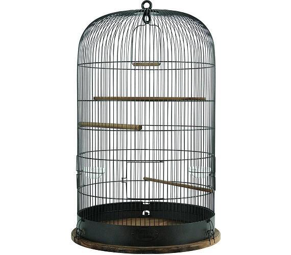 Klec ptáci RETRO MARTHE kov/dřevo 45x45x70cm Zolux + DOPRAVA ZDARMA