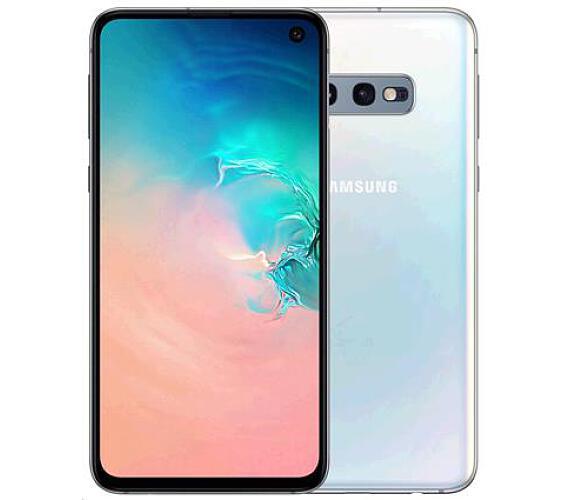 Samsung SM-G970F Galaxy S10e Duos gsm tel. White 128GB
