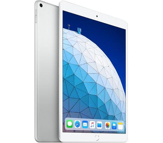 iPad Air Wi-Fi + Cellular 64GB - Silver (MV0E2FD/A)