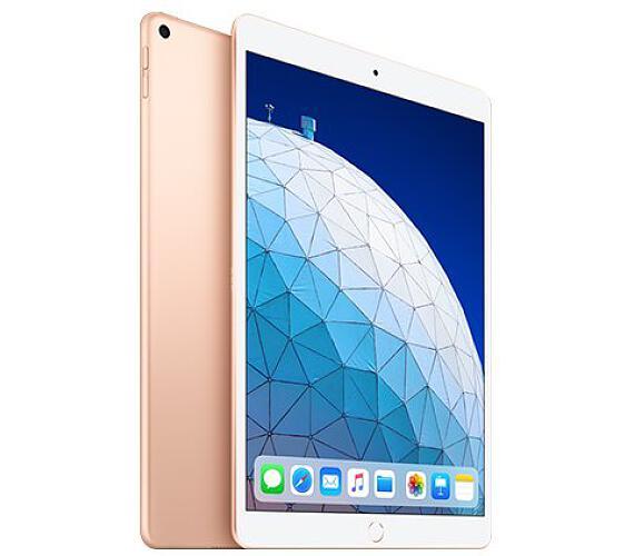 iPad Air Wi-Fi + Cellular 64GB - Gold (MV0F2FD/A)