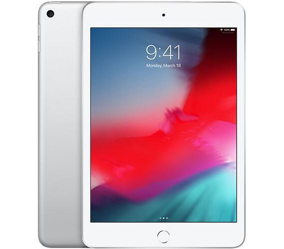 iPad mini Wi-Fi + Cellular 64GB - Silver (MUX62FD/A)