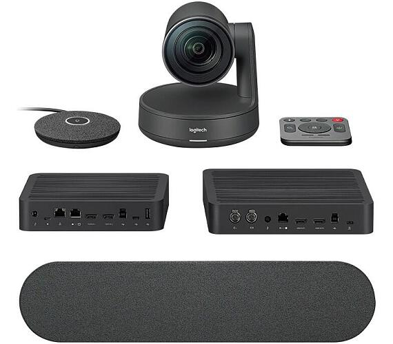 Logitech Rally Ultra-HD ConferenceCam + DOPRAVA ZDARMA