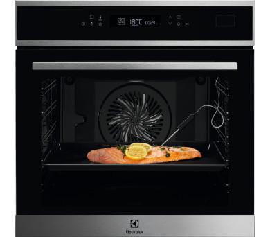 Electrolux 800 PRO EOB7S31X + CASHBACK + Kurz vaření + kuchařka ZDARMA + DOPRAVA ZDARMA