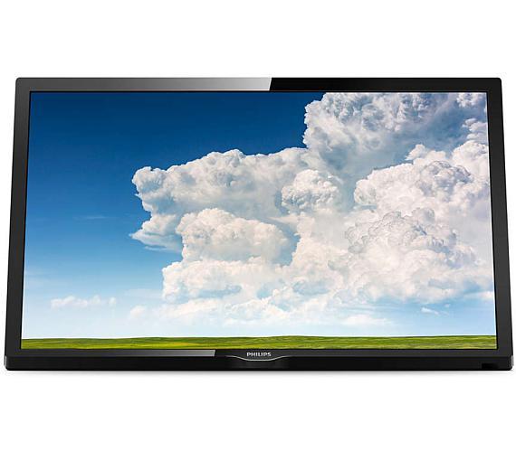 Philips 24PHS4304 + DVB-T2 OVĚŘENO + DOPRAVA ZDARMA