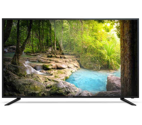 Sencor SLE 40F15TCS H.265 (HEVC) + DVB-T2 OVĚŘENO