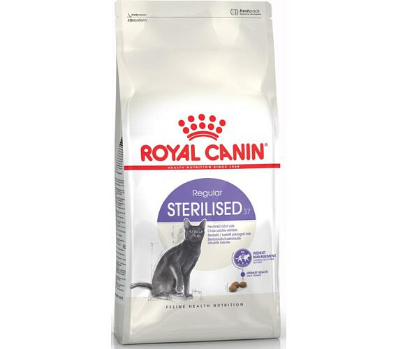Royal Canin - Feline Sterilised 37 10 kg