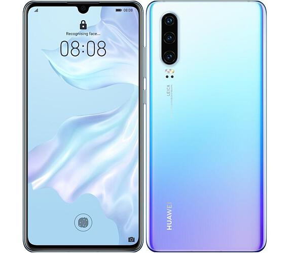 Huawei P30 6GB/128GB Dual-SIM Breathing crystal (SP-P30DSCOM) + DOPRAVA ZDARMA