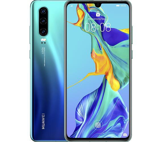 HUAWEI P30 6GB/128GB Dual-SIM Aurora Blue (SP-P30DSLOM)