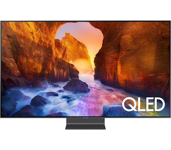 Samsung QE55Q90R + DVB-T2 OVĚŘENO + DOPRAVA ZDARMA