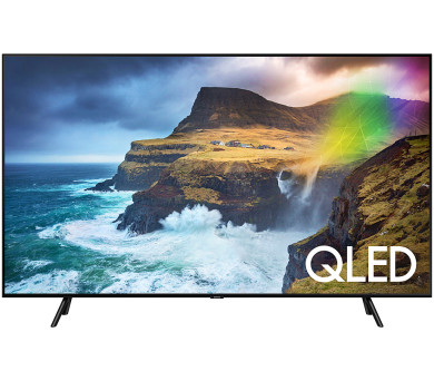 Samsung QE65Q70R + DVB-T2 OVĚŘENO