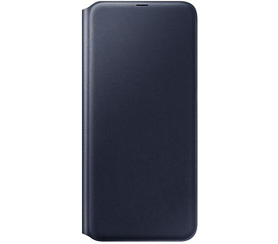 Samsung Flipový kryt pro Galaxy A70 Black (EF-WA705PBEGWW) + DOPRAVA ZDARMA