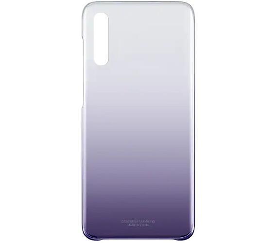 Samsung Gradation kryt pro Galaxy A70 Violet (EF-AA705CVEGWW)