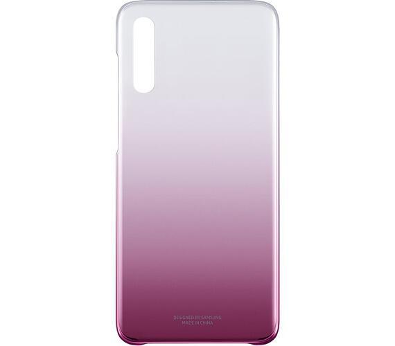 Samsung Gradation kryt pro Galaxy A70 Pink (EF-AA705CPEGWW)