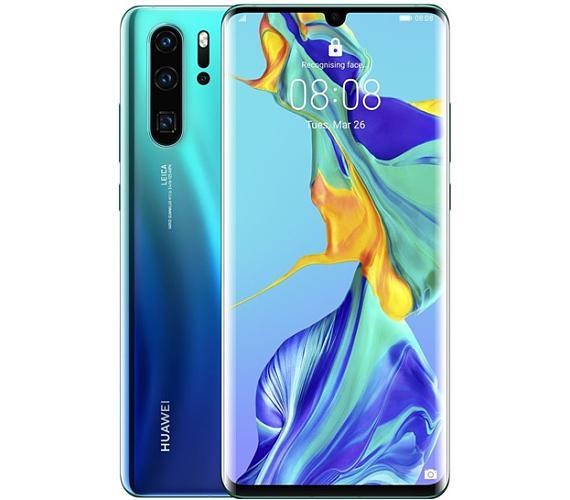 Huawei P30 Pro 6GB/128GB Dual-SIM Aurora Blue + DOPRAVA ZDARMA
