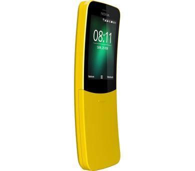 Nokia 8110 4G Dual SIM Yellow (16ARGY01A15)