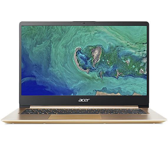 """Acer Swift 1 - 14""""/N5000/4G/64GB/IPS FHD/W10S zlatý (NX.GXQEC.002)"""