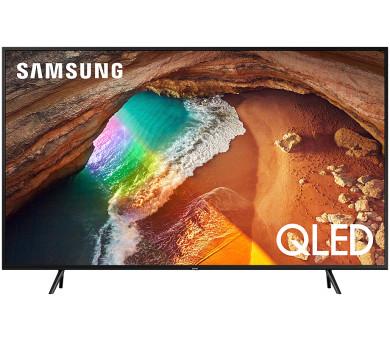 Samsung QE75Q60RATXXH + DVB-T2 OVĚŘENO